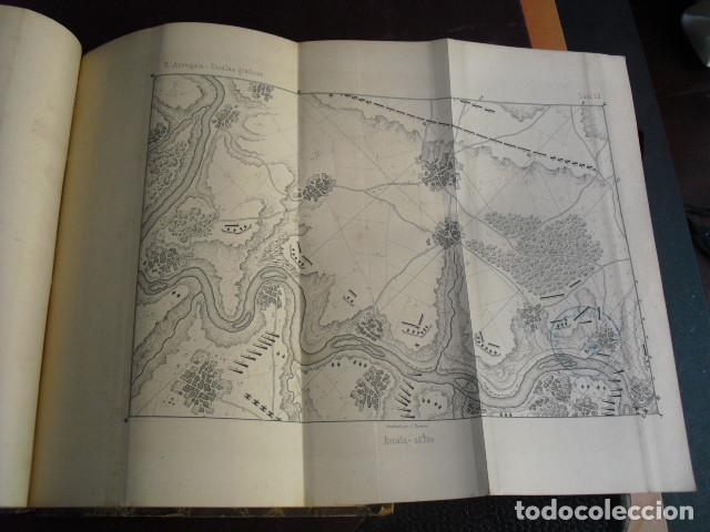 Libros antiguos: 1869 TRATADO SOBRE LAS ESCALAS GRAFICAS EN GENERAL 38 LÁMINAS DESPLEGABLES - Foto 6 - 93697625