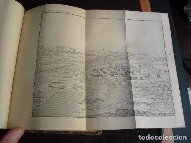 Libros antiguos: 1869 TRATADO SOBRE LAS ESCALAS GRAFICAS EN GENERAL 38 LÁMINAS DESPLEGABLES - Foto 7 - 93697625