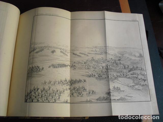 Libros antiguos: 1869 TRATADO SOBRE LAS ESCALAS GRAFICAS EN GENERAL 38 LÁMINAS DESPLEGABLES - Foto 8 - 93697625