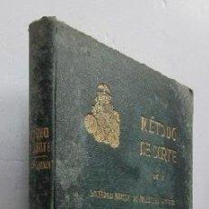 Libros antiguos: METODO DE CORTE DE LA SOCIEDAD MUTUA DE MAESTROS SASTRES LA CONFIANZA DE BARCELONA. Lote 93702640
