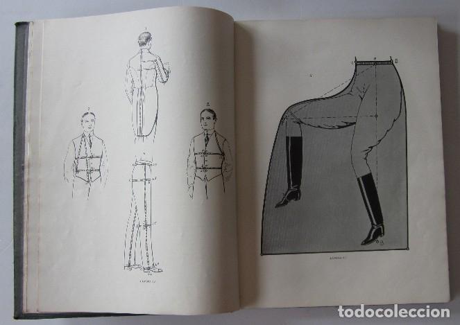 Libros antiguos: METODO DE CORTE DE LA SOCIEDAD MUTUA DE MAESTROS SASTRES LA CONFIANZA DE BARCELONA - Foto 3 - 93702640