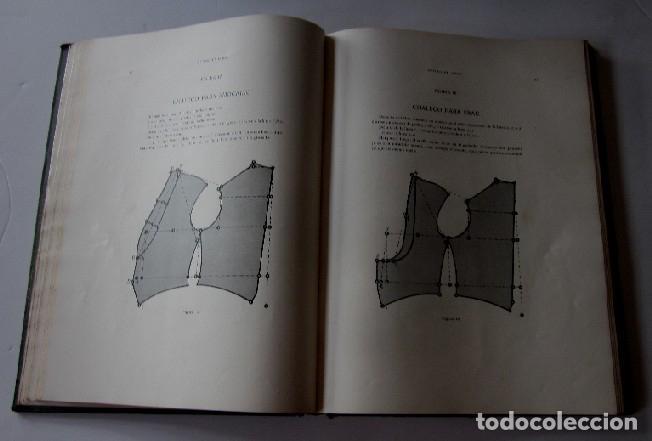 Libros antiguos: METODO DE CORTE DE LA SOCIEDAD MUTUA DE MAESTROS SASTRES LA CONFIANZA DE BARCELONA - Foto 4 - 93702640