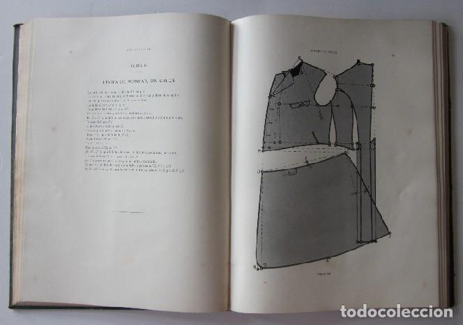 Libros antiguos: METODO DE CORTE DE LA SOCIEDAD MUTUA DE MAESTROS SASTRES LA CONFIANZA DE BARCELONA - Foto 5 - 93702640