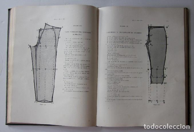 Libros antiguos: METODO DE CORTE DE LA SOCIEDAD MUTUA DE MAESTROS SASTRES LA CONFIANZA DE BARCELONA - Foto 6 - 93702640