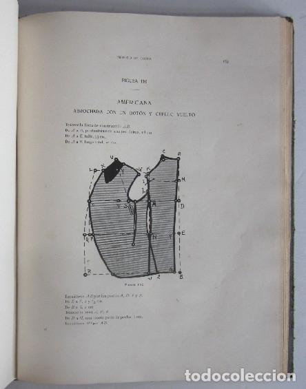 Libros antiguos: METODO DE CORTE DE LA SOCIEDAD MUTUA DE MAESTROS SASTRES LA CONFIANZA DE BARCELONA - Foto 7 - 93702640
