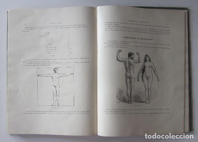 Libros antiguos: METODO DE CORTE DE LA SOCIEDAD MUTUA DE MAESTROS SASTRES LA CONFIANZA DE BARCELONA - Foto 9 - 93702640