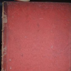 Libros antiguos: LE JOURNAL AMUSANT 1889. 52 NUMEROS. FRANCES. Lote 93784385