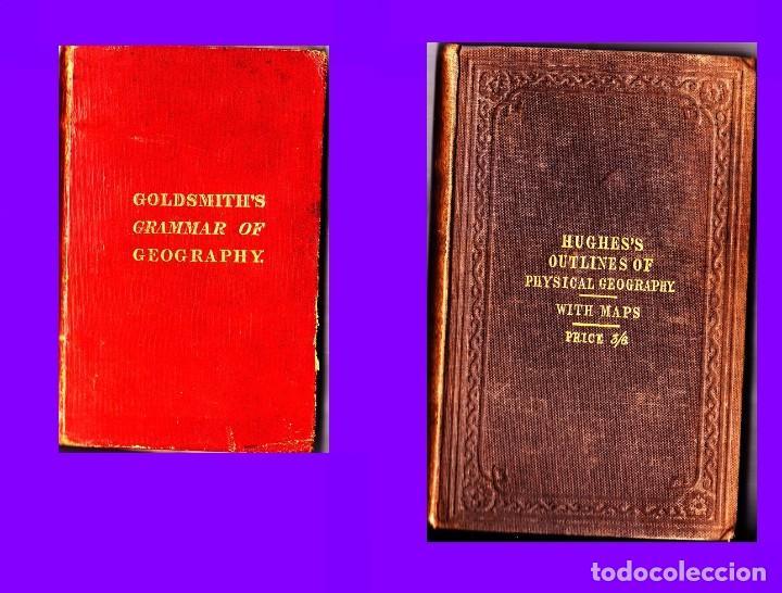 GOLDSMITH`S GRAMMAR OF GEOGRAPHY 1820 (Libros Antiguos, Raros y Curiosos - Bellas artes, ocio y coleccionismo - Otros)