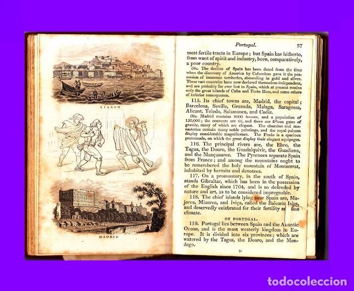 Libros antiguos: GOLDSMITH`S GRAMMAR OF GEOGRAPHY 1820 - Foto 4 - 93786640