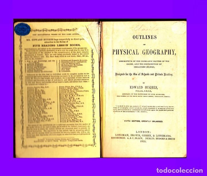 Libros antiguos: GOLDSMITH`S GRAMMAR OF GEOGRAPHY 1820 - Foto 7 - 93786640
