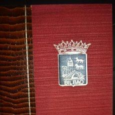Libros antiguos: COMPENDIO DE LA HISTORIA DE LA NOBLE VILLA DE BILBAO. 1974. AUUTOR:T. GUIARD LARRAURI. Lote 93798900