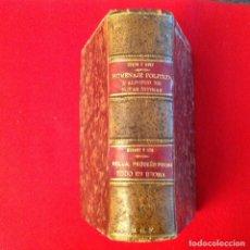 Libros antiguos: HOMENAJE POÉTICO A ALFONSO XII, Y OTRAS TRES OBRAS EN UN VOLUMEN, 1875, DE CUETO Y MOLY Y MUSSET AZA. Lote 93849740
