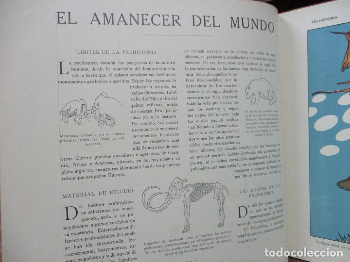 Libros antiguos: EL AMANECER DEL MUNDO. CARLOS RIBA. ILUSTR. SERRA. MUNTAÑOLA, 1920. - Foto 3 - 94119315