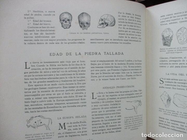 Libros antiguos: EL AMANECER DEL MUNDO. CARLOS RIBA. ILUSTR. SERRA. MUNTAÑOLA, 1920. - Foto 5 - 94119315