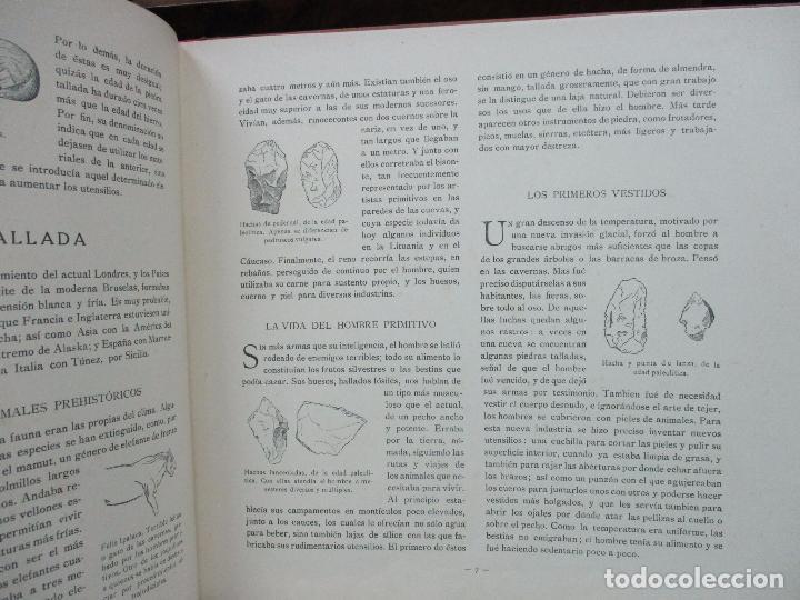 Libros antiguos: EL AMANECER DEL MUNDO. CARLOS RIBA. ILUSTR. SERRA. MUNTAÑOLA, 1920. - Foto 6 - 94119315