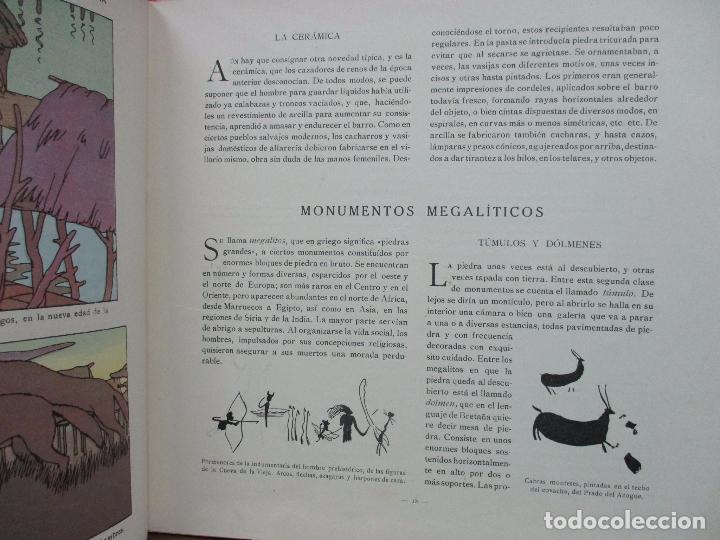 Libros antiguos: EL AMANECER DEL MUNDO. CARLOS RIBA. ILUSTR. SERRA. MUNTAÑOLA, 1920. - Foto 9 - 94119315