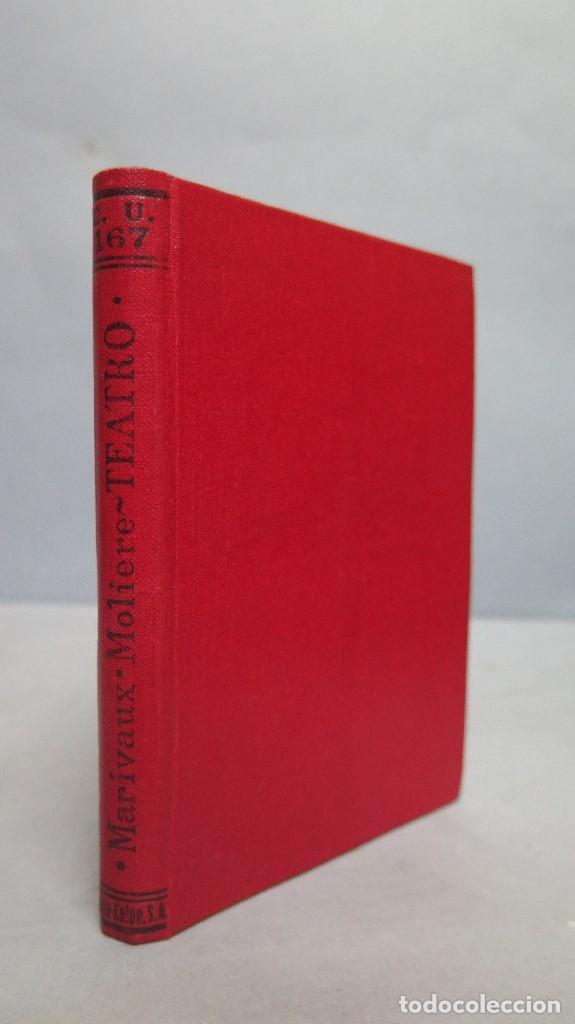 1921.- EL JUEGO DEL AMOR Y DEL AZAR. DON JUAN O EL CONVIDADO DE PIEDRA. MARIVAUX. MOLIÈRE (Libros Antiguos, Raros y Curiosos - Literatura - Otros)
