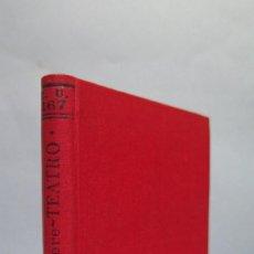Libros antiguos: 1921.- EL JUEGO DEL AMOR Y DEL AZAR. DON JUAN O EL CONVIDADO DE PIEDRA. MARIVAUX. MOLIÈRE. Lote 94182015