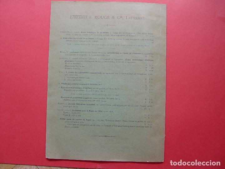 Libros antiguos: ATLAS GEOGRAPHIE HISTORIQUE (Poirier, 1906) Historia Moderna ¡ORIGINAL! ¡RARO! - Foto 2 - 94193730