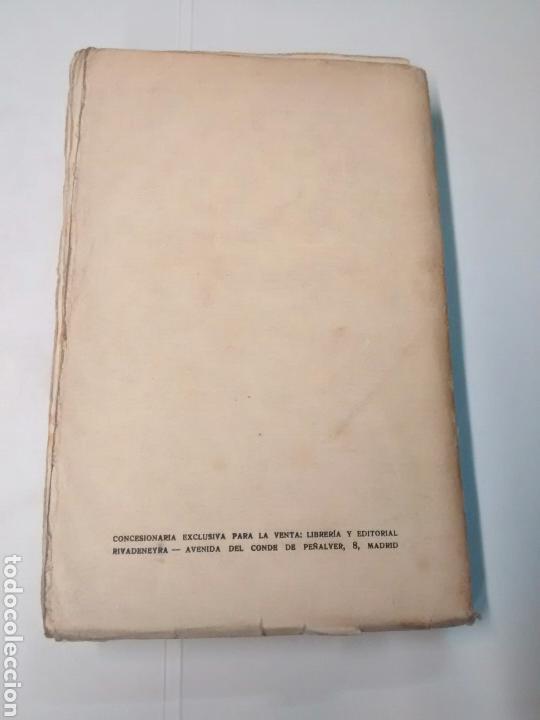 Libros antiguos: Aurora roja - Pío Baroja - Editorial Caro Raggio - Foto 2 - 94250440