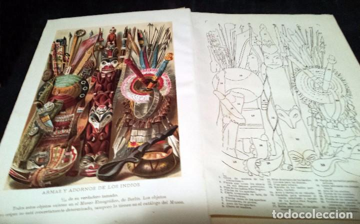Libros antiguos: AMERICA. HISTORIA DE SU DESCUBRIMIENTO DESDE LOS TIEMPOS PRIMITIVOS HASTA LOS MAS MODERNOS. año-1892 - Foto 3 - 94267955