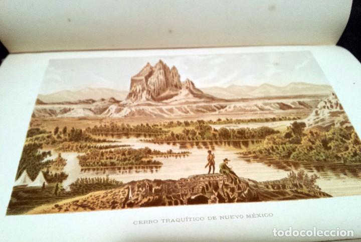 Libros antiguos: AMERICA. HISTORIA DE SU DESCUBRIMIENTO DESDE LOS TIEMPOS PRIMITIVOS HASTA LOS MAS MODERNOS. año-1892 - Foto 4 - 94267955