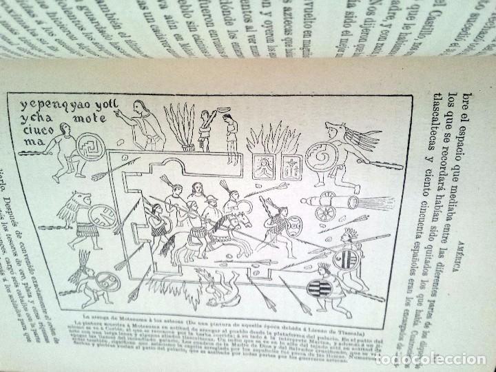 Libros antiguos: AMERICA. HISTORIA DE SU DESCUBRIMIENTO DESDE LOS TIEMPOS PRIMITIVOS HASTA LOS MAS MODERNOS. año-1892 - Foto 7 - 94267955
