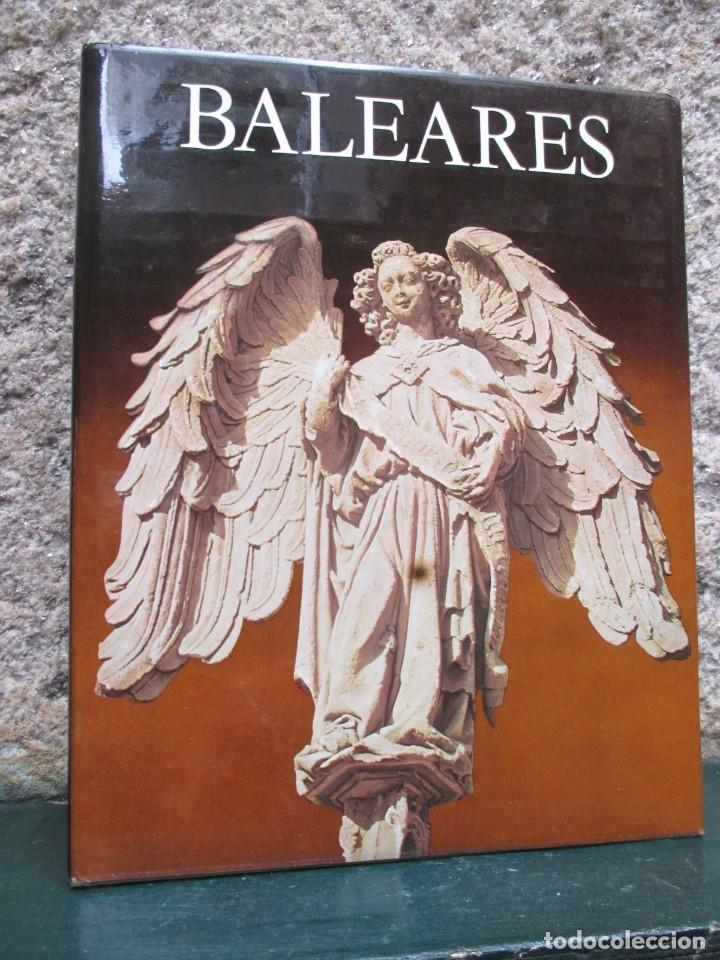 BALEARES, GEOGRAFIA, HISTORIA, LITERATURA, ARTE - VV.AA - EDI FUND JUAN MARCH 1984 + INFO (Libros Antiguos, Raros y Curiosos - Bellas artes, ocio y coleccionismo - Otros)