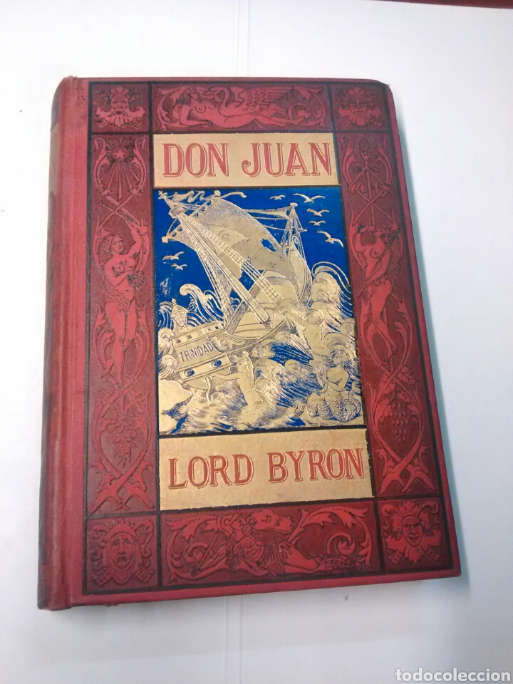 Libros antiguos: Don Juan - Lord Byron - 1883 - Foto 1 - 94331599