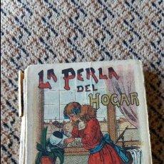 Libros antiguos: LA PERLA DEL HOGAR. CALLEJA. MADRID. . Lote 94372394