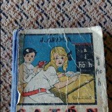 Libros antiguos: CATON DE LOS NIÑOS. J AROCA. SATURNINO CALLEJA. . Lote 94391978