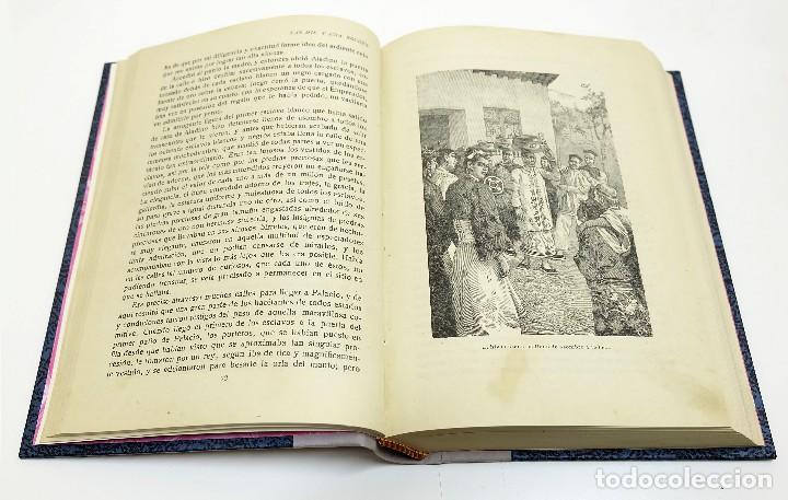 Libros antiguos: 1900c - Las Mil Una Noches de Saturnino Calleja - ESPECIAL OBSEQUIO - Foto 4 - 94395590