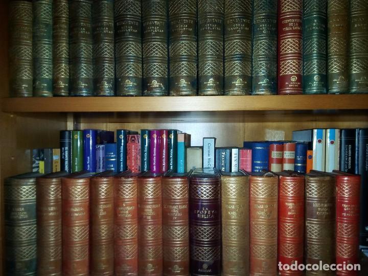COLECCIÓN DE JOYAS DE LUJO, BENAVENTE, FLÓREZ, MOBY DICK, ETC. AGUILAR (Libros Antiguos, Raros y Curiosos - Literatura - Otros)