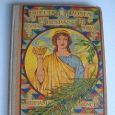 Libros antiguos: EUROPA - JOSÉ DALMÁU CARLES - 1929. Lote 94494326