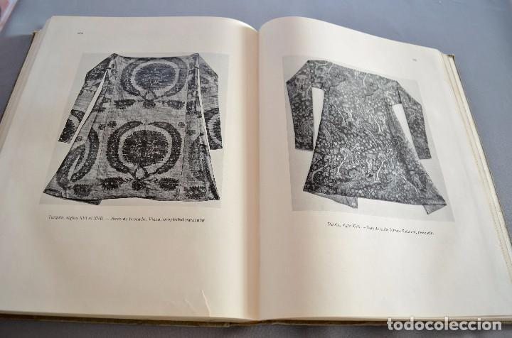 Libros antiguos: Ernst Flemming TEJIDOS ARTÍSTICOS Gustavo Gili - Foto 4 - 94603227