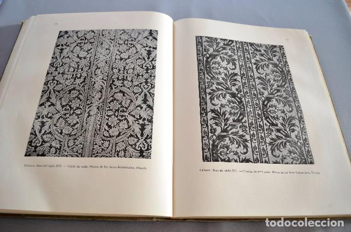 Libros antiguos: Ernst Flemming TEJIDOS ARTÍSTICOS Gustavo Gili - Foto 8 - 94603227