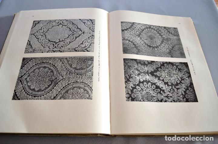 Libros antiguos: Ernst Flemming TEJIDOS ARTÍSTICOS Gustavo Gili - Foto 9 - 94603227