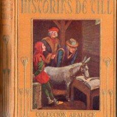 Libros antiguos: HISTORIAS DE TILL EULENSPIEGEL (ARALUCE, 1927). Lote 94614823
