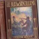 Libros antiguos: GIL BLAS DE SANTILLANA (ARALUCE, 1925) ILUSTRADO POR SEGRELLES. Lote 94615659