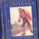 Libros antiguos: MÁS CUENTOS DE GRIMM (ARALUCE, C. 1930) ILUSTRADO POR HOMS. Lote 94616019