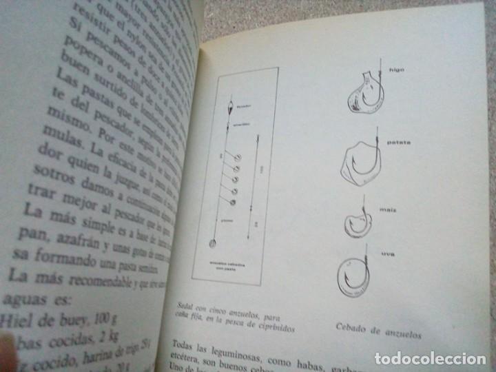 Libros antiguos: COMO SE PESCA EN EL RIO, INTERESANTE Y COMPLETO LIBRO. 1980 - Foto 4 - 94617615