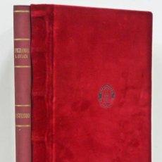 Libros antiguos: EPIGRAMAS E ICONOS BIZANTINOS DE JUAN DE EUCAITA. SIGLO XI. FACSÍMIL SCRIPTORIUM. 2 TOMOS. Lote 94633311