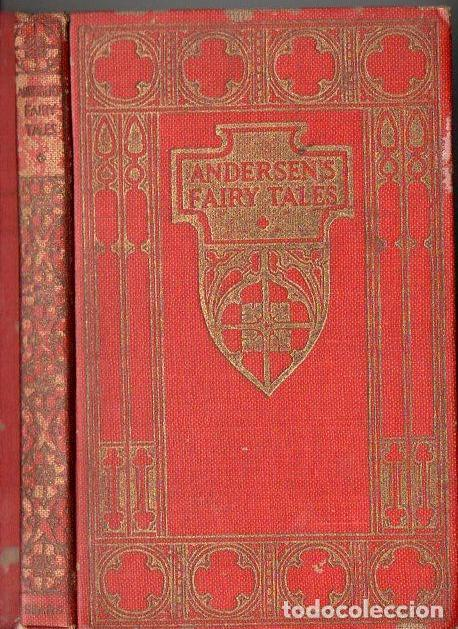 Libros antiguos: ANDERSEN 'S FAIRY TALES (SEARS & Co., NEW YORK, 1872) - Foto 1 - 94701787