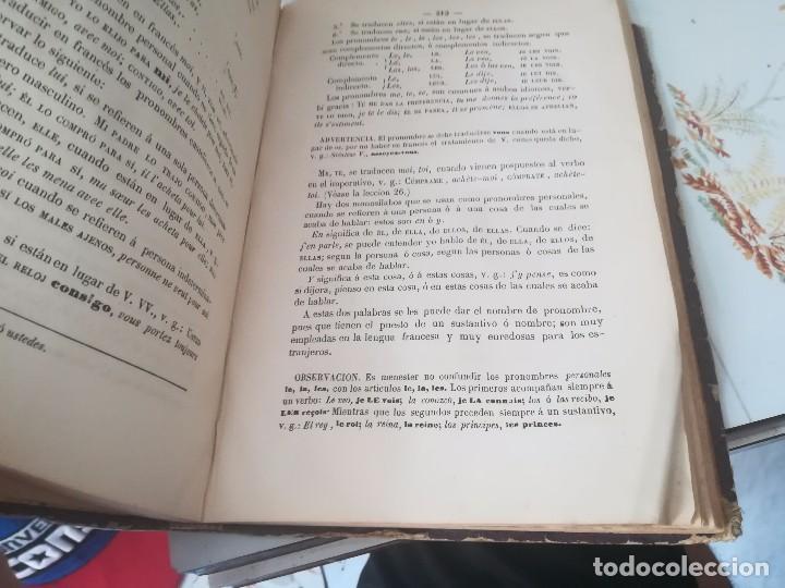 Libros antiguos: Libro método teórico-práctico dividido en 45 lecciones por M. J. B Reinaud Barcelona año 1863 - Foto 7 - 94704663