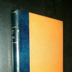 Libros antiguos: ROMEA O EL COMEDIANTE / ANTONIO ESPINA. Lote 94747175