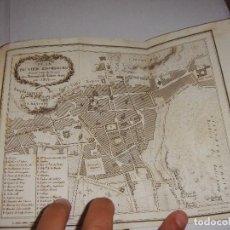 Libros antiguos: LES CHRONIQUES DE LA CANONGATE. WALTER SCOTT. 1826. CON PLANO DESPLEGABLE.. Lote 94820499