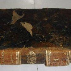 Libros antiguos: LES PURITAINS D´ECOSSE. WALTER SCOTT. 1826. Lote 94821179