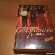 Libros antiguos: LA CONSPIRACIÓN DEL TEMPLO. Lote 94826267