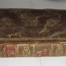 Libros antiguos: HISTOIRE NATURELLAE DE BUFFON. TOMO XXVI. 1802. CON GRABADOS.. Lote 94893559