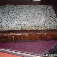 Libros antiguos: 1864 PROYECTO PARA LA MEJORA Y ABRIGO DEL PUERTO DE CEUTA. Lote 94985639